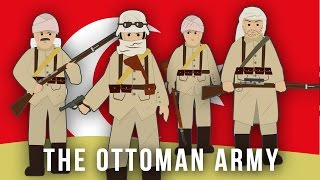 WWI Factions: The Ottoman Army