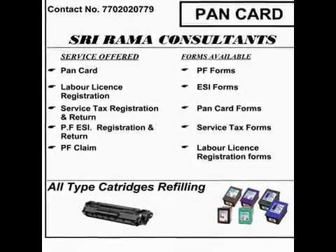 Labour Licence Registration PF, ESI & Service Tax Registration