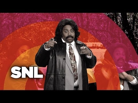Undercover Sharpton - Saturday Night Live