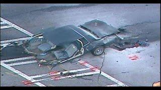 Horrific 100-mph crash in Atlanta leaves 1 dead, 2 injured