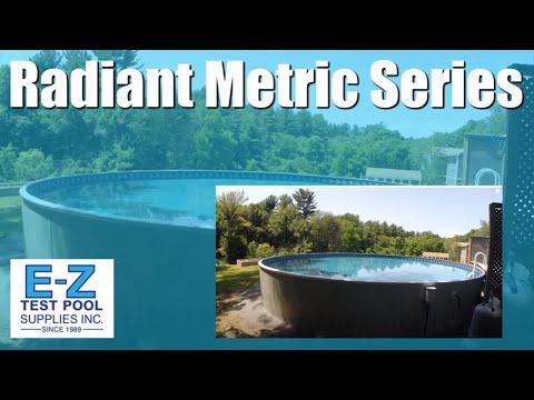 Radiant Metric Series 30ft Round Pool Install - Groveland, MA