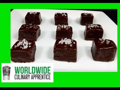 Caramel Mou - Soft Caramel - How to - Recipe