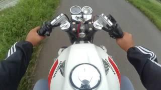 #04_Test Ride CB150r Ban Cacing