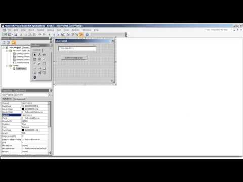 Microsoft Excel VBA 2010  How to Remove Characters from a String or Textbox