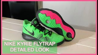 f463ca068bd 08 17 · Nike Kyrie Flytrap Green Detailed Look ...