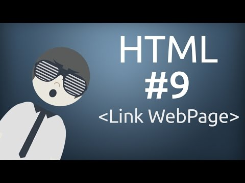 HTML For Beginner : How Link the Web Pages