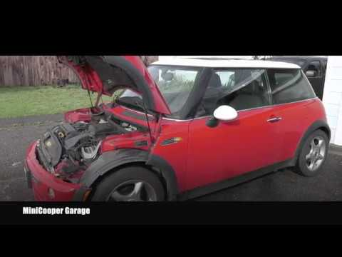 Mini Cooper - How To Check Engine Oil