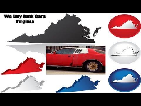 We Buy Junk Cars Virginia