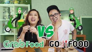 GRAB FOOD Versus GO FOOD  !! Mari kita bandingkan!