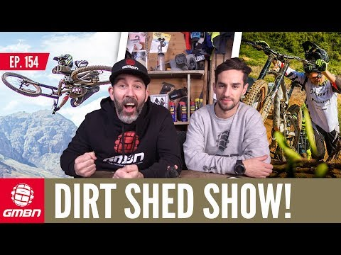 Shredding In the Southern Hemisphere   Dirt Shed Show Ep. 154