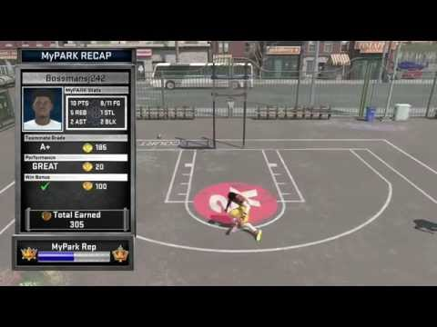 NBA 2k15 - KID-_-242 Rowing about internet [PS4]