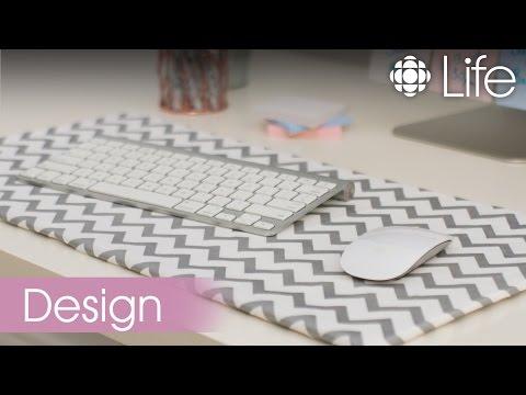 DIY: Giant Mousepad | CBC Life