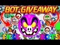 Agar.io | Cellcraft.io *Bots* Livestream Playing With Fans // Donations Allowed !! ||Tag:༻𝓜η