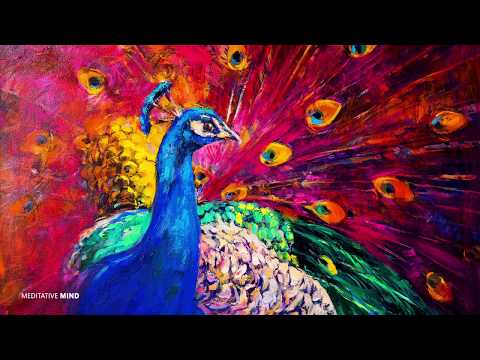 *COLORFUL* YOGA MUSIC from INDIA || Pure Positive Energy || Indian Rhythmic Instrumental Music