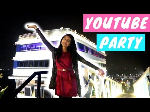 YouTube Year End Party 2017   #DhwanisDiary