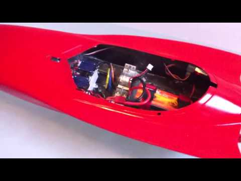 RC Toy Boat Dual BRUSHLESS Conversion! ( 28