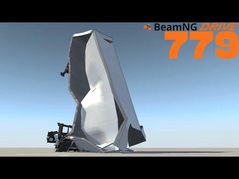 BEAMNG DRIVE #779 I Zerschellte LKW I Let's Play BeamNG Drive mit GCG [Alpha] [HD]