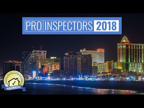 Register Now for the FREE 2018 Professional Inspectors Convention