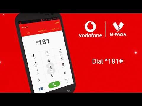 Vodafone M-PAiSA