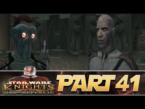 Star Wars: Knights Of The Old Republic #41 - Sith Training