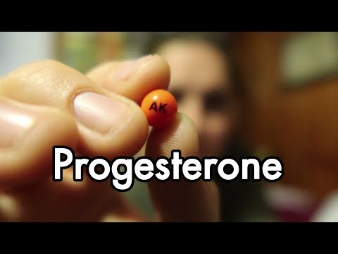 Personal Bits 366: First day of trying Progesterone! almost 3 years HRT