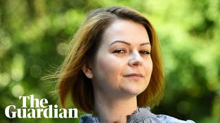 Yulia Skripal says her world has