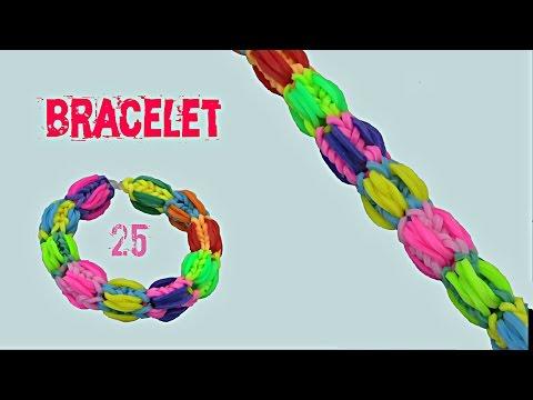 rainbow loom bracelet 25
