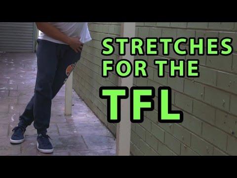 Stretches For The Most Ignored Hip Flexor | TFL/ Tensor Fascia Latae