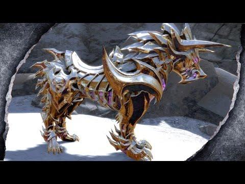 ▶Skyrim Remastered: Slash Legendary Silver Wolf Mount ♦️MOD SHOWCASE♦️ | Killerkev ✔️