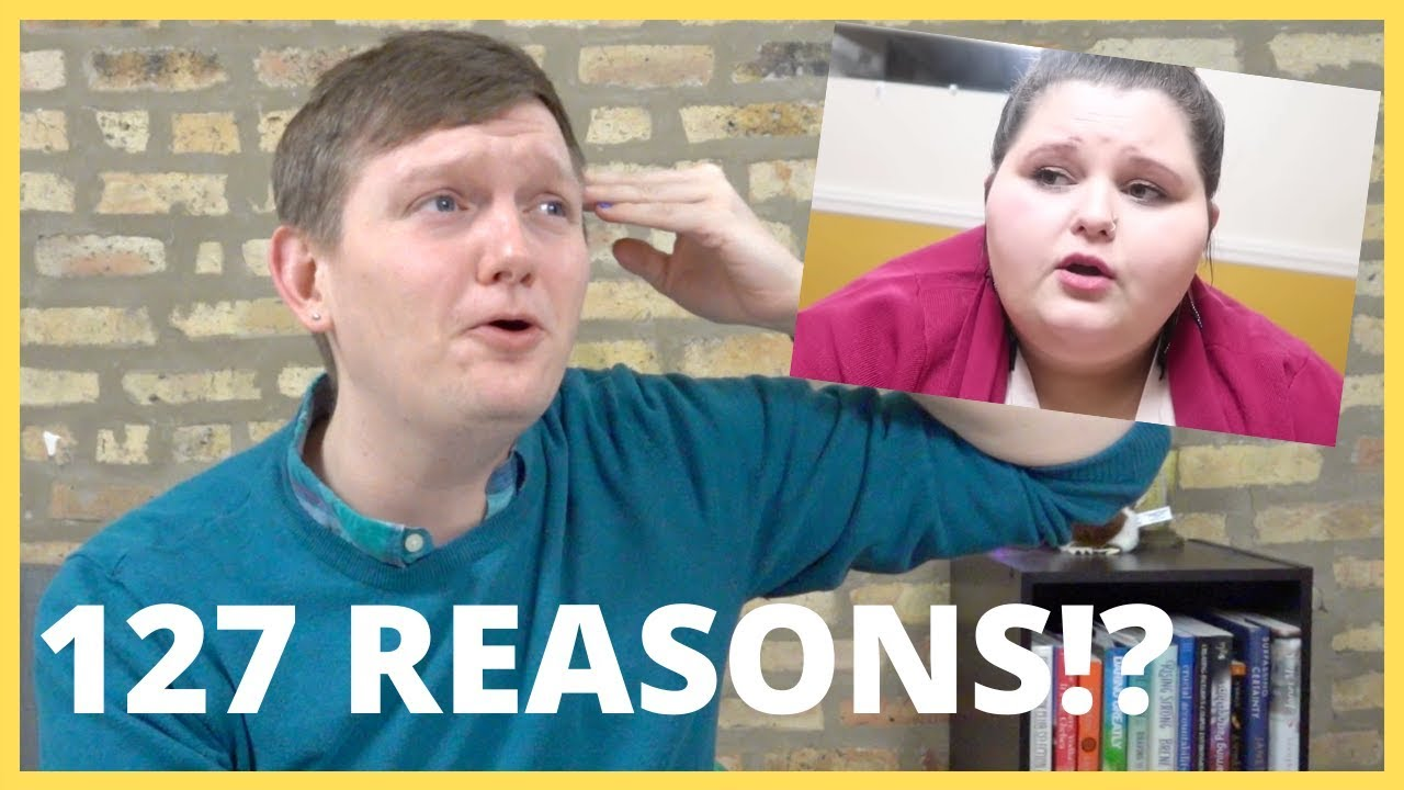AMBERLYNN'S 127 REASONS WE ALREADY KNEW