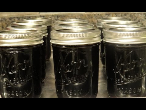 Grape Jelly from Organic Grape Juice | Useful Knowledge
