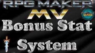 Stat Distribution Plugin - RPG Maker MV - PakVim net HD