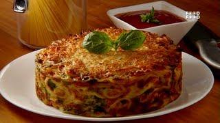 Spaghetti Cake - Mummy Ka Migic