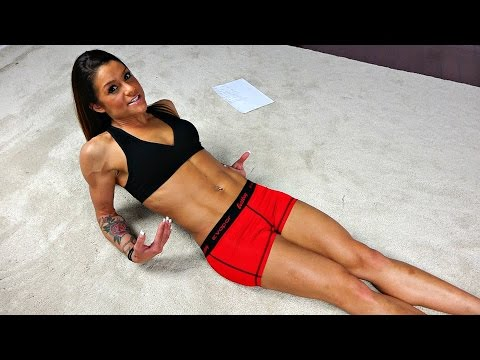Six Pack Abs! 14 Min Home Workout
