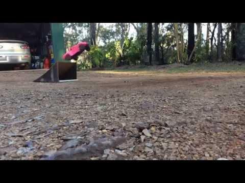 HPI blitz - crash and bash - rc fun