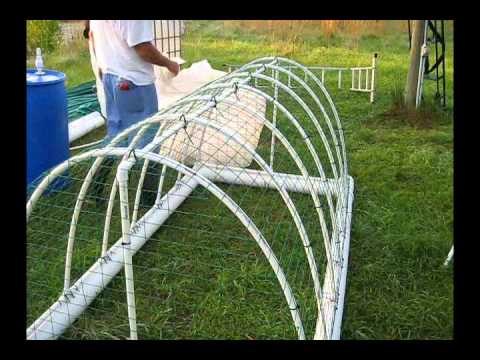 Chicken Tractor (The Build)