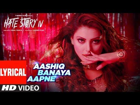 Xxx Mp4 LYRICS Aashiq Banaya Aapne Song Hate Story IV Urvashi Rautela Himesh Reshammiya Neha Kakkar 3gp Sex