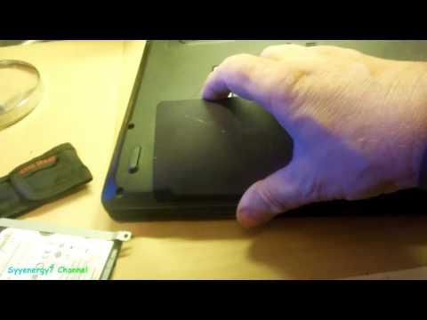 Gateway Laptop NE56R41u  - Remove Hard Drive and battery
