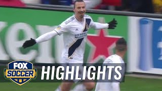 Chicago Fire vs. LA Galaxy | 2018 MLS Highlights