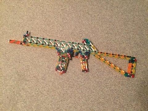 Knex Gun: LR3