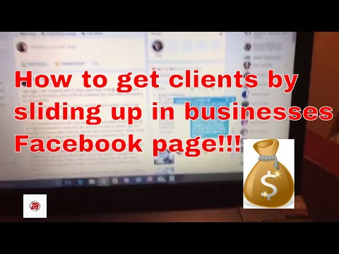 Tai Lopez how to get clients using FB DMs