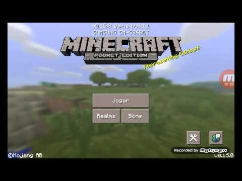Minecraft pe 0.15.0 download