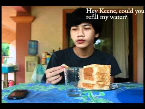 Food Challenge: Peanut Butter Sandwich