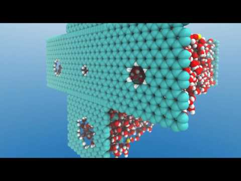 Graphene for Water Desalination