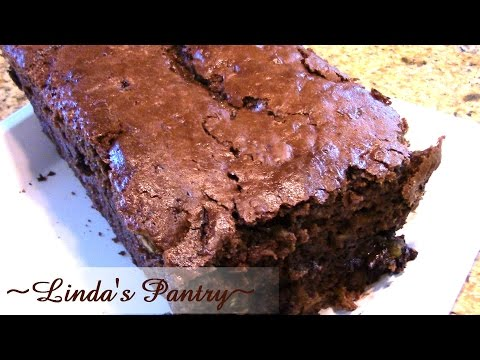 ~Chocolate Pistachio Zucchini Bread With Linda's Pantry~