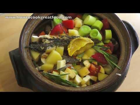Classic Slow Cooked Chicken Stew Recipe