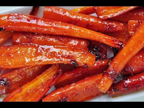 orange glazed carrots | How to Make Recipes | Easy To Learn