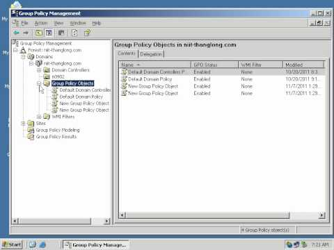 Group Policy Management Console.avi