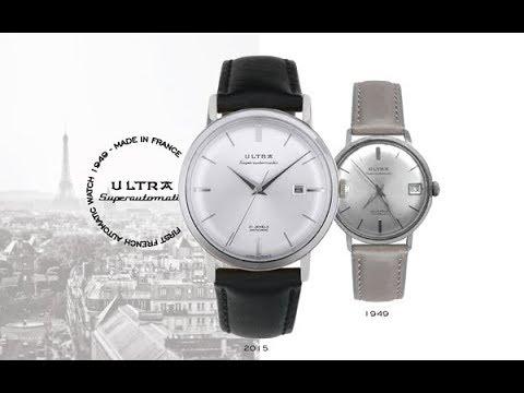 Ultra Watches Superautomatic