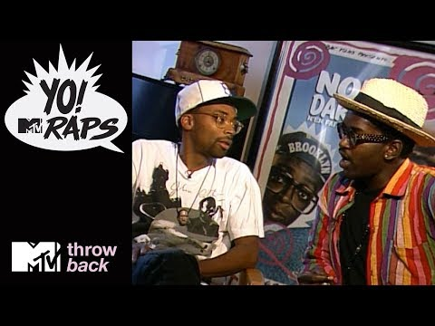 'Spike Lee & Fab 5 Freddy At 40 Acres (PART 2)' 🎥 Official Throwback Clip | Yo! MTV Raps | MTV